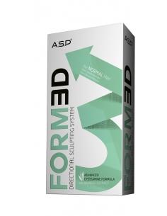 A.S.P FORM3D - PRODUKT DO TRWAŁEGO KIERUNKOWANIA WŁOSÓW NORMALNYCH 2X60 ML