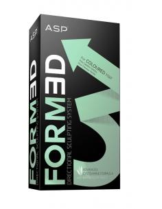 A.S.P FORM3D - PRODUKT DO TRWAŁEGO KIERUNKOWANIA WŁOSÓW FARBOWANYCH 2X60 ML